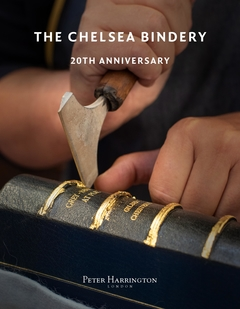 The Chelsea Bindery 20th Anniversary
