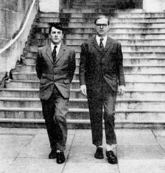 GILBERT & GEORGE.