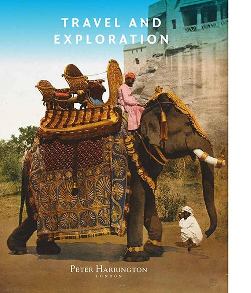 Catalogue 173 - Travel and Exploration