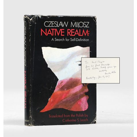 Native Realm A Search For Self Definition