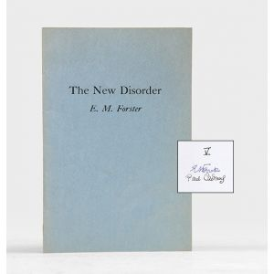 The New Disorder.