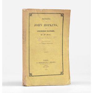 Notions de John Hopkins sur l'économie politique... Contes traduits de l'anglais par Caroline Cherbuliez.