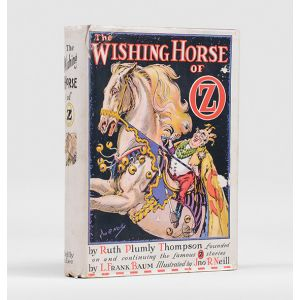 The Wishing Horse of Oz.