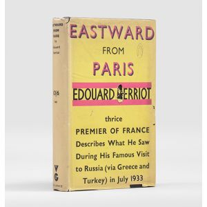 Eastward from Paris.