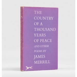 The Country of a Thousand Years of Peace and Other Poems.