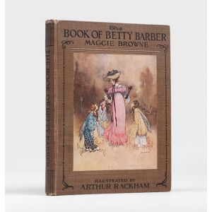 The Book of Betty Barber.