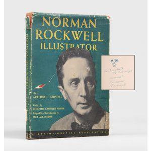 Norman Rockwell Illustrator.