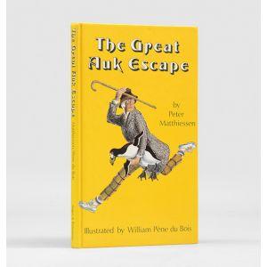 The Great Auk Escape.
