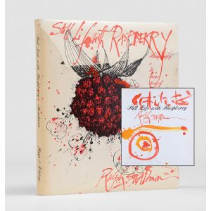 Still Life with Raspberry or The Bumper Book of Steadman.