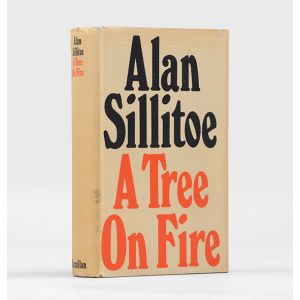 A Tree on Fire.