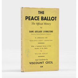 The Peace Ballot.