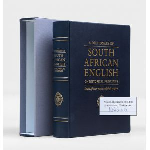 A Dictionary of South African English on Historical Principles.