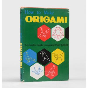 How to Make Origami. The Japanese Art of Paper Folding.