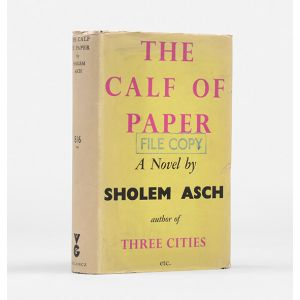The Calf of Paper.