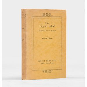 The English Ballad.