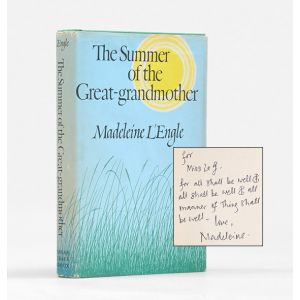 The Summer of the Great-grandmother.