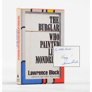 The Burglar Who Painted Like Mondrian.