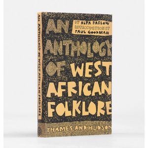 An Anthology of West African Folklore.