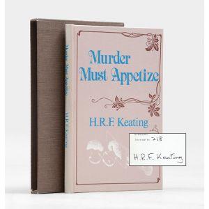 Murder Must Appetize.