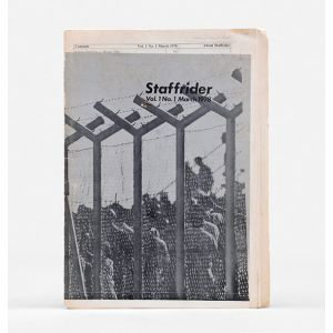 Staffrider. Volume 1 number 1.