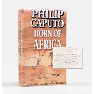 Horn of Africa. [Advance proof copy.]