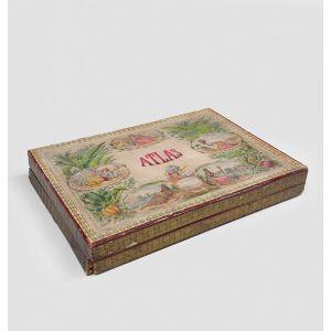 [Atlas: a set of jigsaw puzzles:]