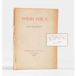 Poems for F.