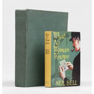 Original manuscript: What No Woman Knows.