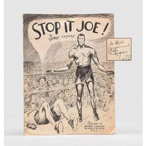 Stop it Joe!