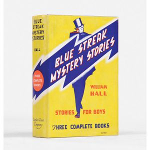 Blue Streak Mystery Stories: Slow Vengeance; Green Fire; Hidden Danger.