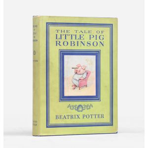 The Tale of Little Pig Robinson.