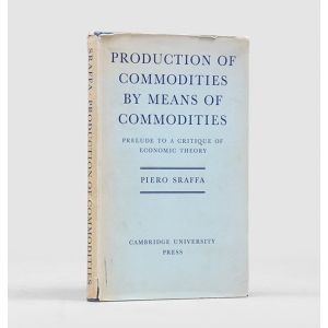 Production of commodites by means of commodities;