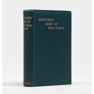 Kettner's Book of the Table.