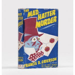 The Mad Hatter Murder.