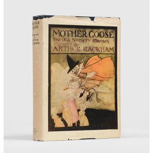 Mother Goose. The Old Nursery Rhymes.