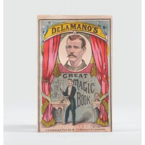 Group of ephemera relating to the shows of the 19th-century magician and spiritualist.