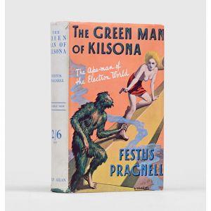 The Green Man of Kilsona.