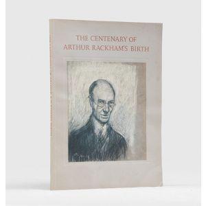The Centenary of Arthur Rackham's Birth