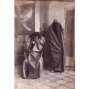 Eighteen original photographs of Khiva and its people.