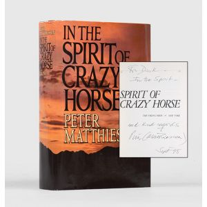 In the Spirit of Crazy Horse.