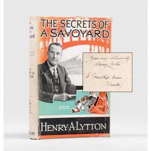 The Secrets of a Savoyard.
