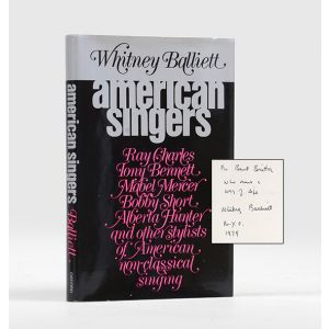 American Singers.