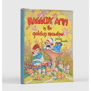Raggedy Ann in the Golden Meadow.