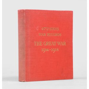 47th Sikhs War Records - The Great War 1914-1918.