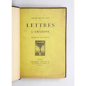 Lettres à l'Amazone.