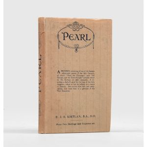 Pearl: a Poem of Consolation.