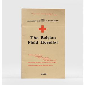 The Belgian Field Hospital.