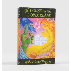 The House on the Borderland and other novels.