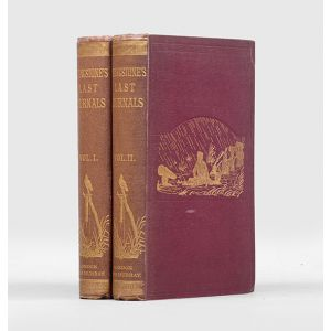The Last Journals of David Livingstone, in Central Africa, from 1865 to his Death.