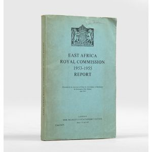 East Africa Royal Commission Report 1953-1955.